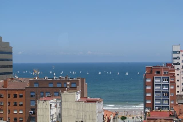 Piso para 2 huéspedes en Gijón