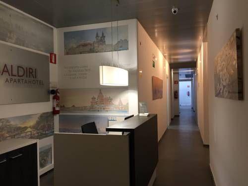 Alojamiento en Sant boi del llobregat con balcón