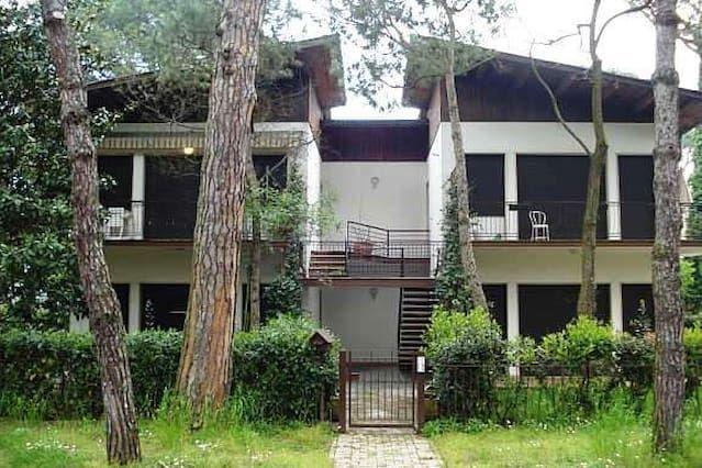 Casa para 7 personas en Milano marittima