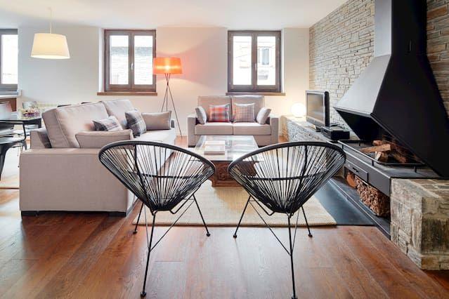 Apartamento para 7 personas con wi-fi