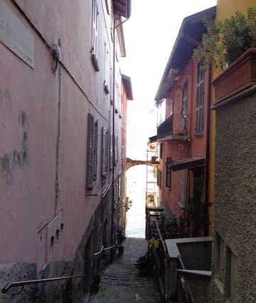 ROSE HOUSE Varenna Center Town