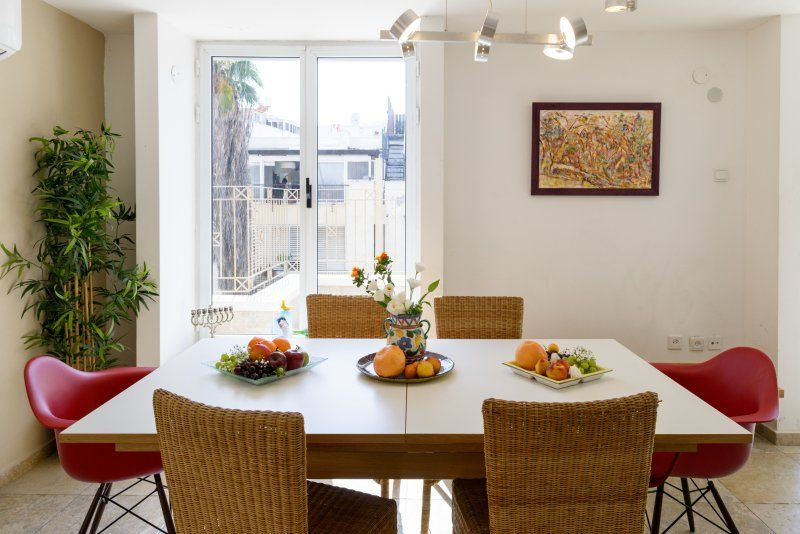 Ferienunterkunft für 8 Gäste in Tel aviv