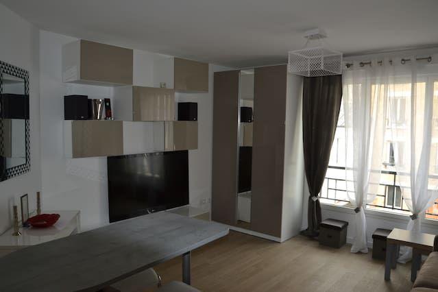 Appartement pour 2 voyageurs de 1 chambre