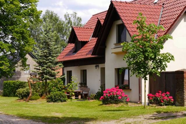 Holiday rental with 2 rooms and parking included