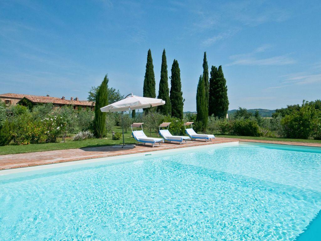 Villa en Argiano con 5 dormitorios para 10 personas