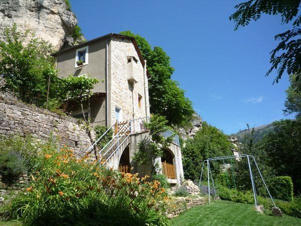 Casa Rural de 1 habitacion en Sainte Enimie
