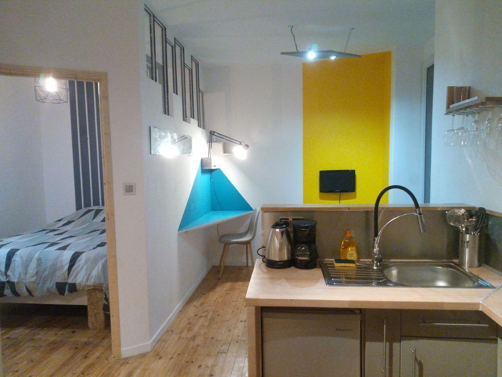 Atractivo alojamiento para 2 personas