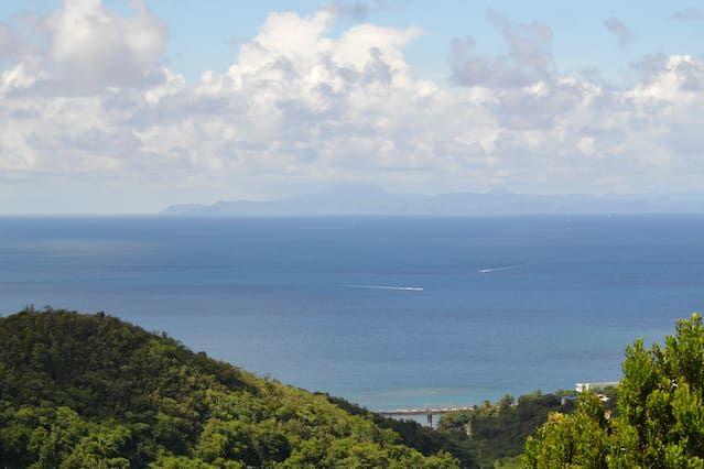 Résidence aux vents Grand F3 vue sur mer