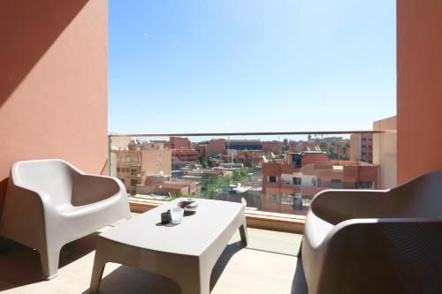 Alojamiento en Marrakech de 1 habitación