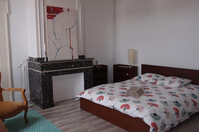 Hogareño alojamiento para 6 huéspedes