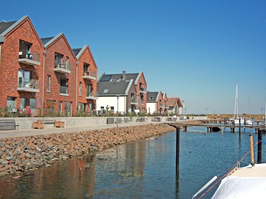 Eingerichtete Ferienunterkunft in Heiligenhafen