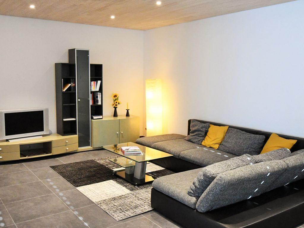 Alojamiento de 100 m² con jardín