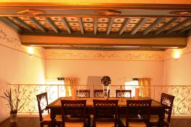 Alojamiento de 2 habitaciones en Spoleto