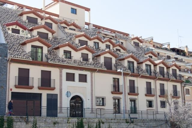 Alojamiento interesante en Monachil