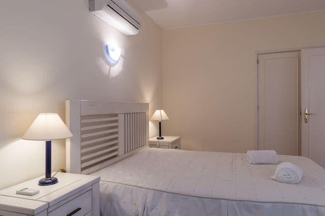 Casa de 1 habitación con balcón