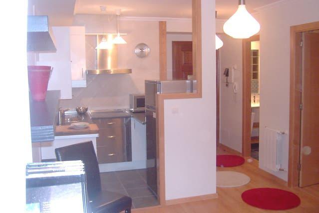 Apartamento de 1 habitacion en Guarda, A (Casco Ur