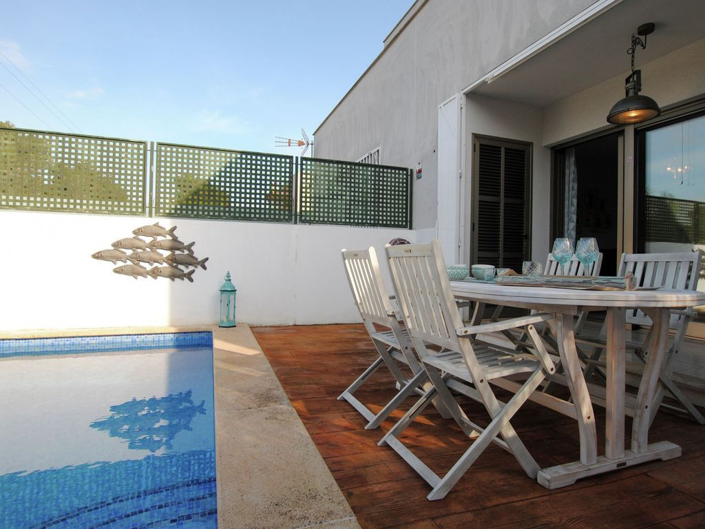 76 m² property for 4 people