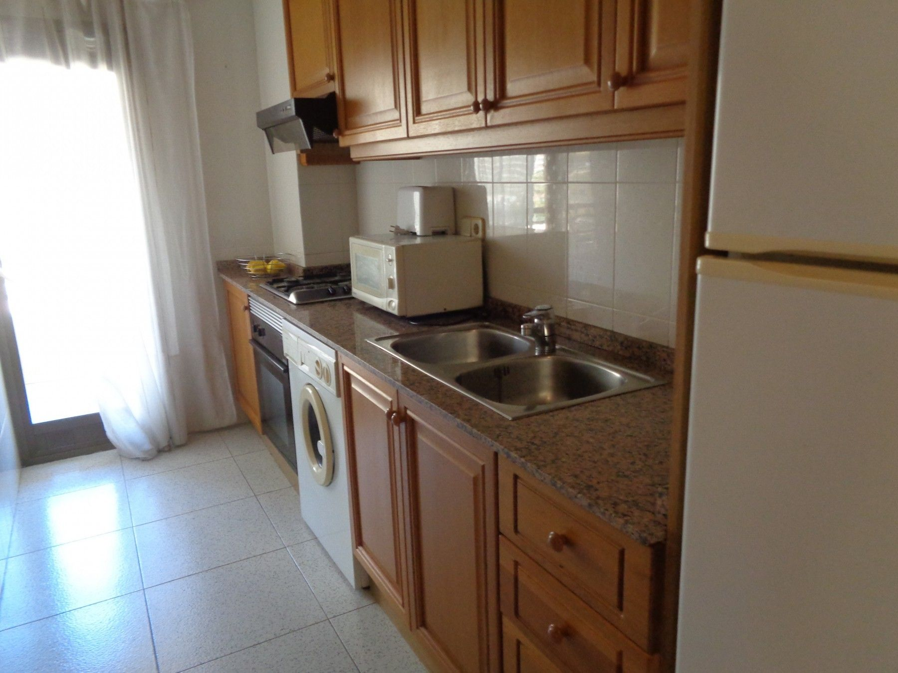 Apartment in Calp with 2 rooms