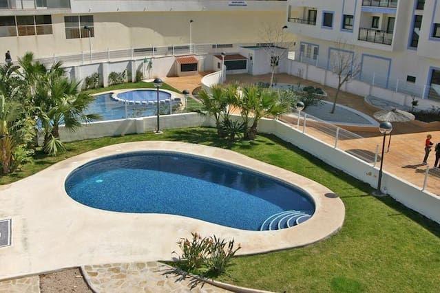 Alojamiento vacacional en Moraira de 3 habitaciones