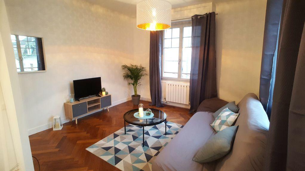 Alojamiento de 50 m² con wi-fi