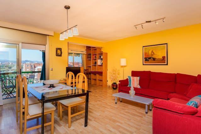 Apartamento para 5 huéspedes con wi-fi