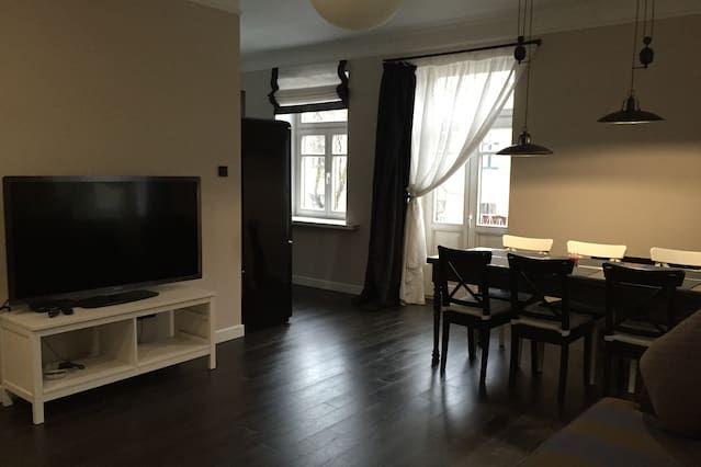 Estupendo apartamento de 1 habitación