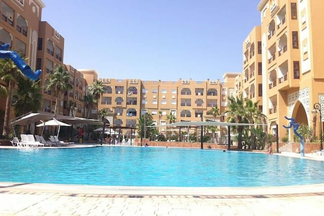 Logement avec parking à Sousse