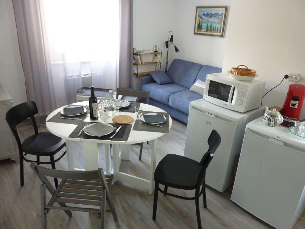 Apartamento equipado en Embrun