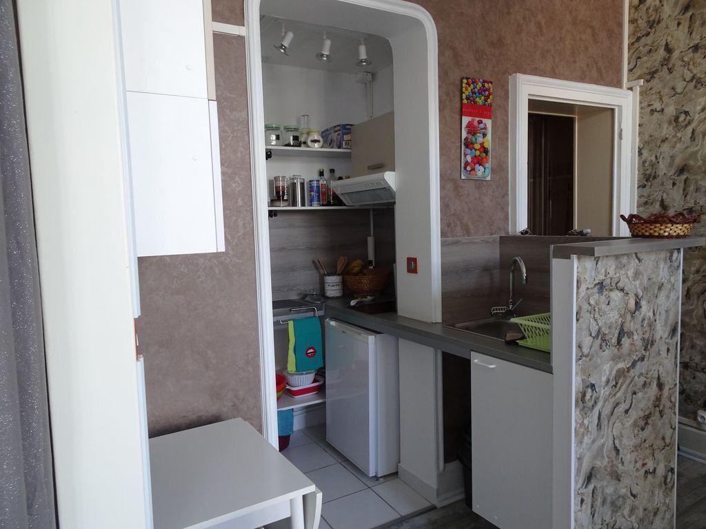Hébergement de 30 m²