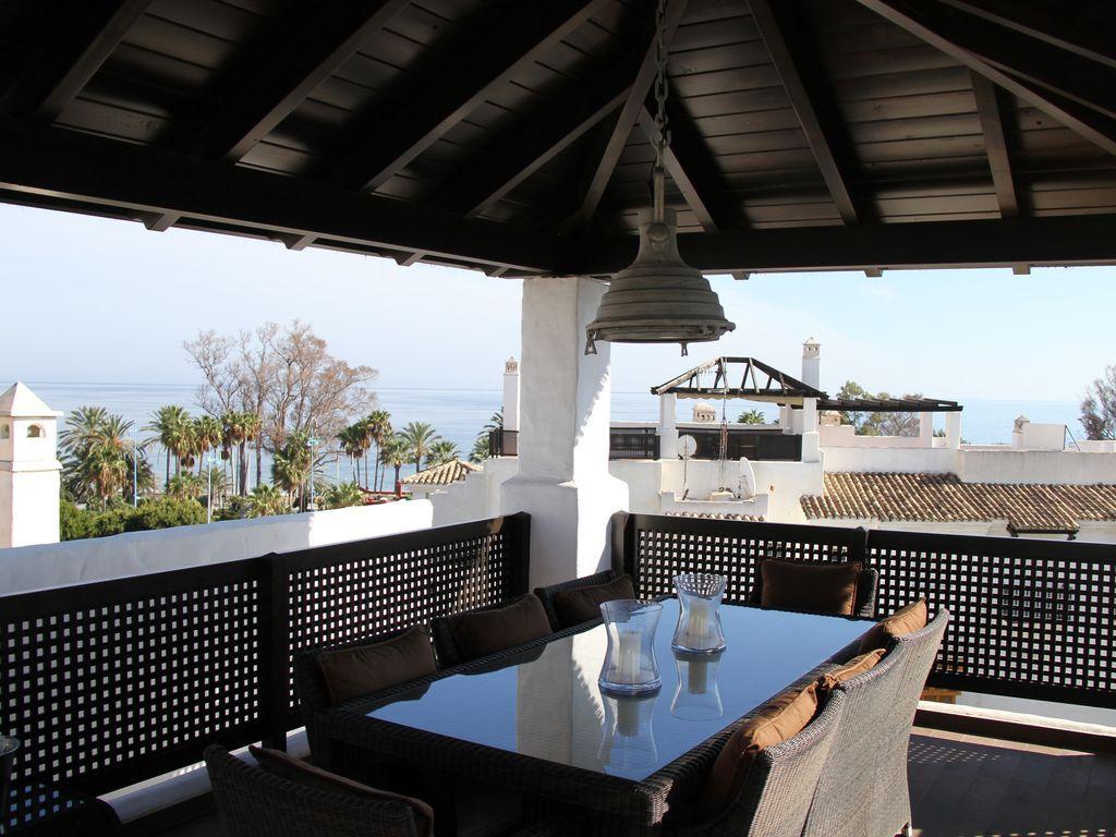 Apartamento acogedor en Marbella