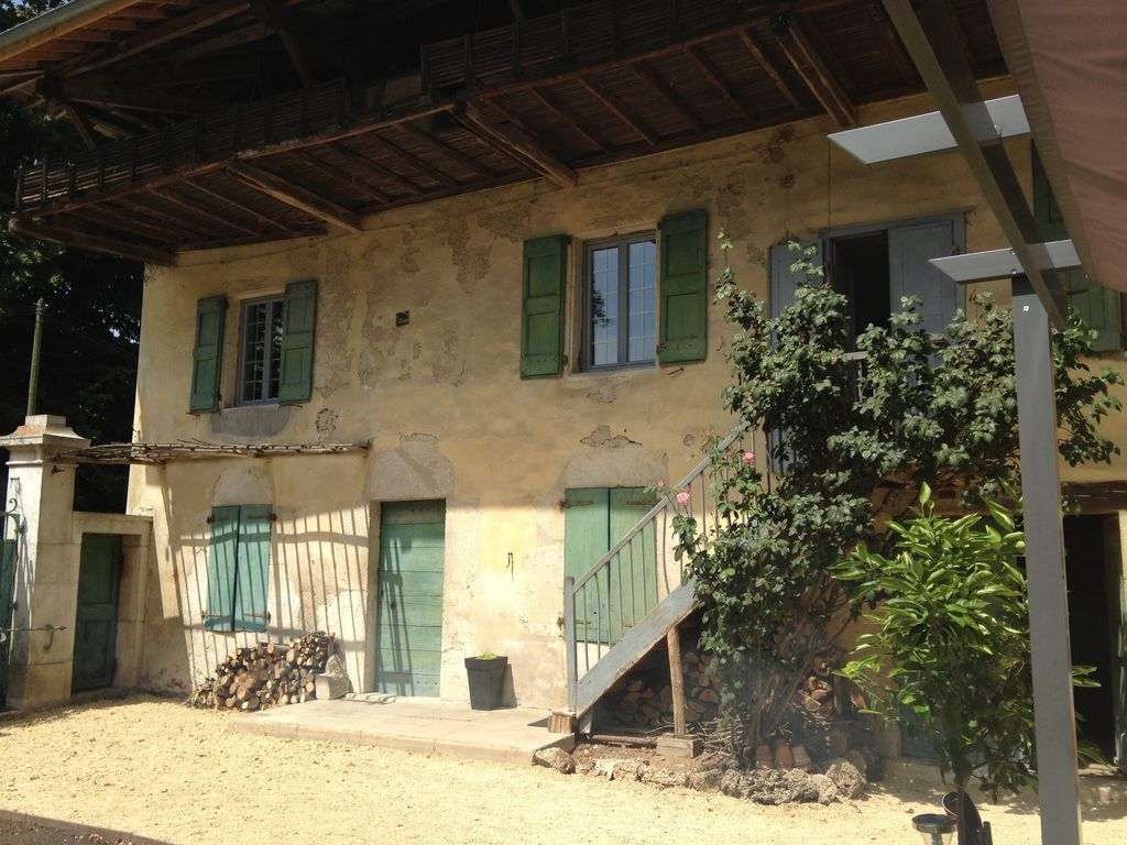 Alojamiento familiar en Vinay