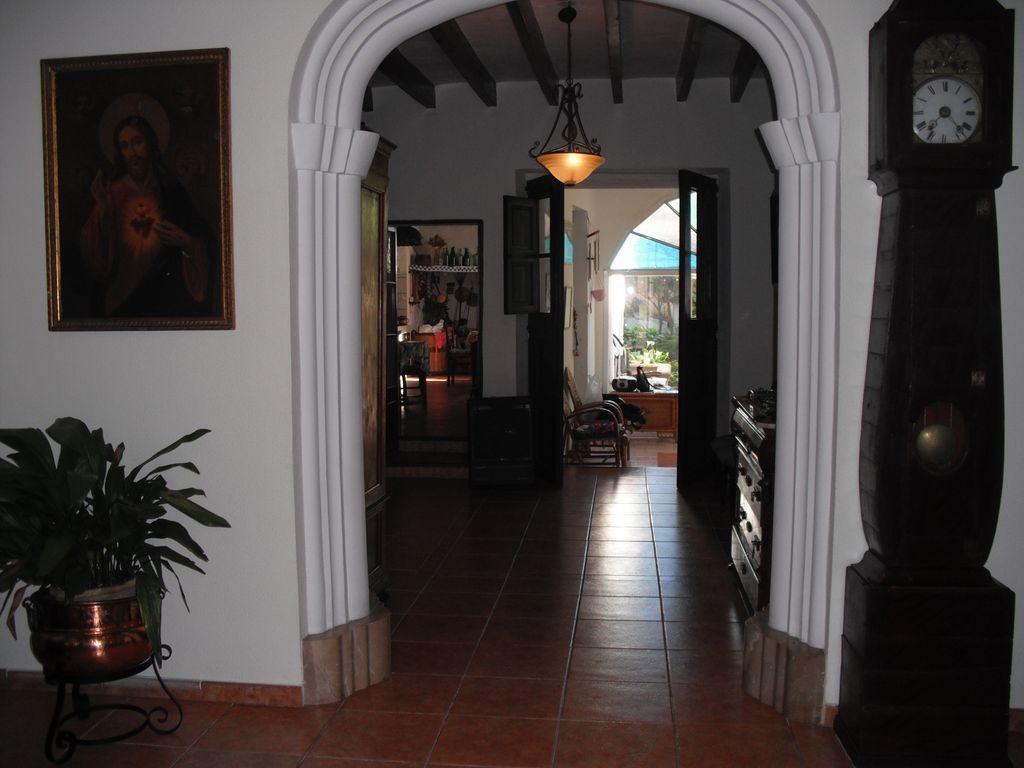 Residencia equipada para 4 huéspedes