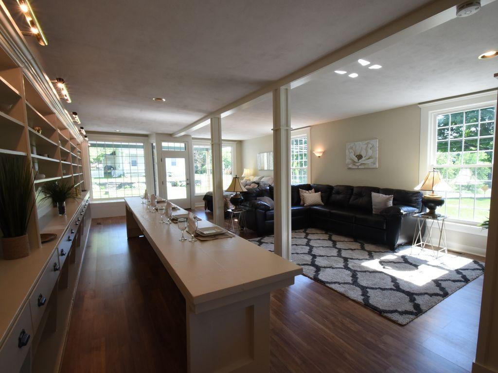 Equipado apartamento de 2 habitaciones