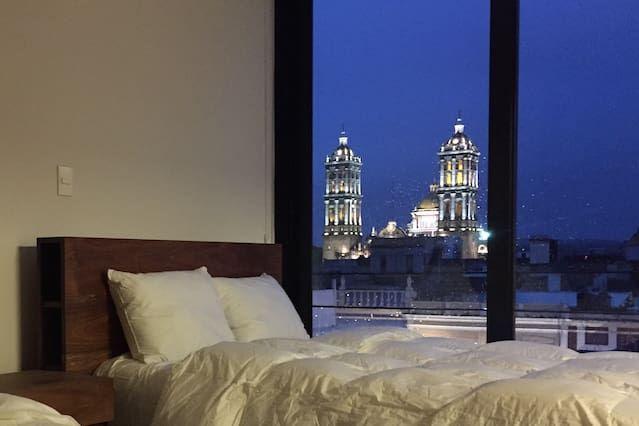 Apartamento para 6 personas en Puebla