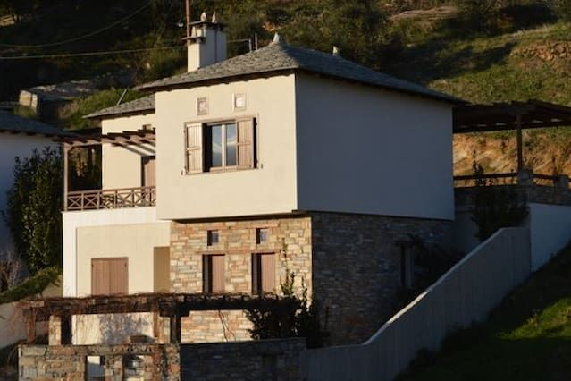 Residencia de 130 m² en Pelion