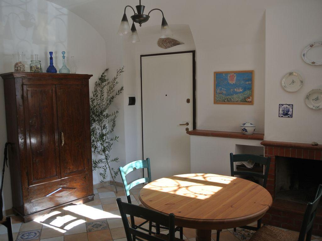 Casa maravillosa de 1 habitación