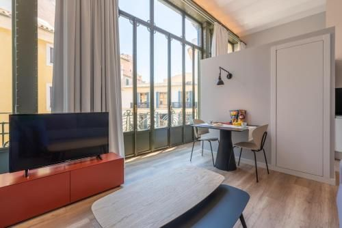 Apartment with wi-fi and 1 room