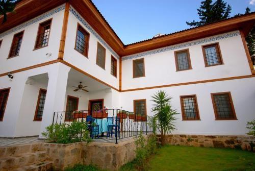 Hogareño apartamento en Antalya