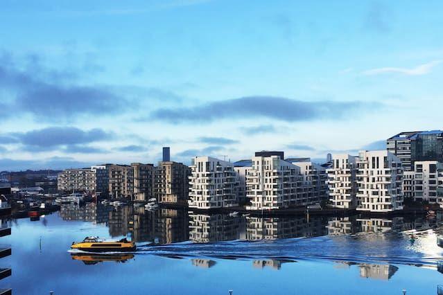 Chalet auf 90 m² in Copenhagen