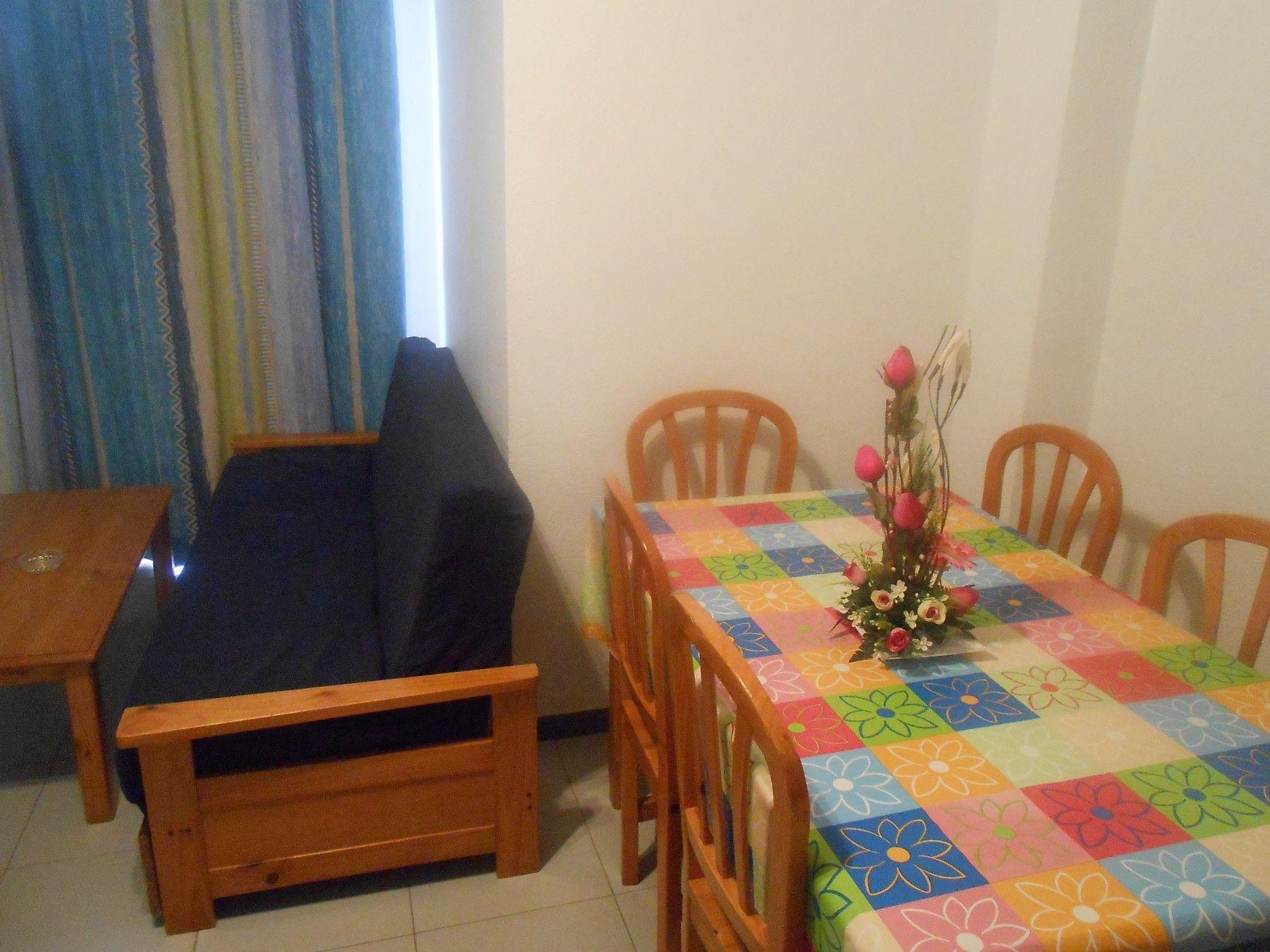 Apartamento en Xeraco con jardín
