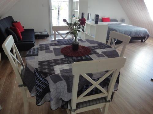 Apartamento popular de 2 habitaciones