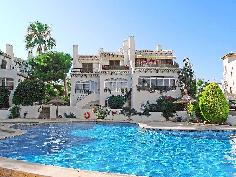 Flat in Playa flamenca with swimming pool