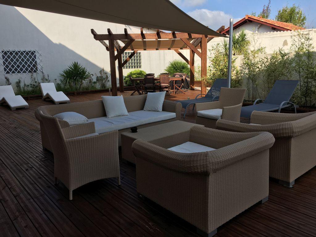 Alojamiento de 150 m² en Ciboure