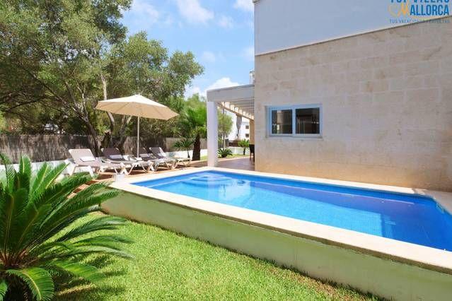 Casa para 6 huéspedes con piscina