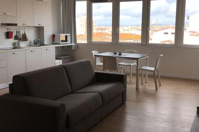 Appartement à Oristano avec 1 chambre