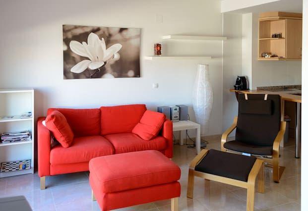 70 m² flat