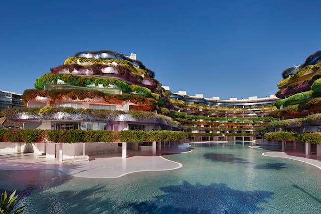 Vivienda en Ibiza town de 2 habitaciones