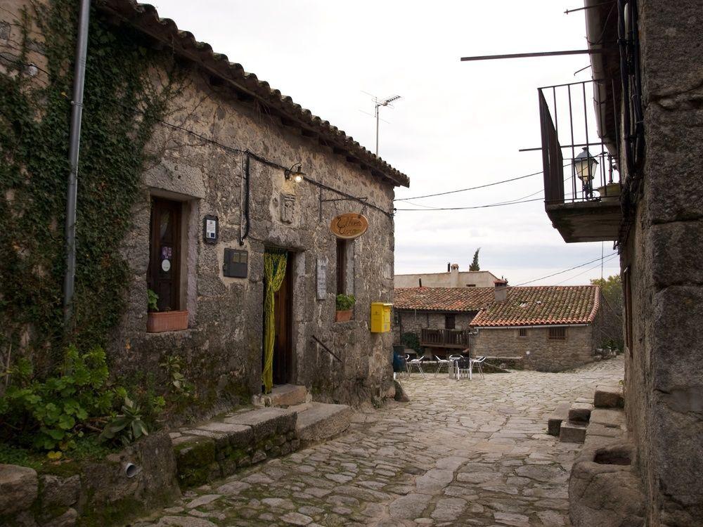 Alojamiento popular en Trevejo