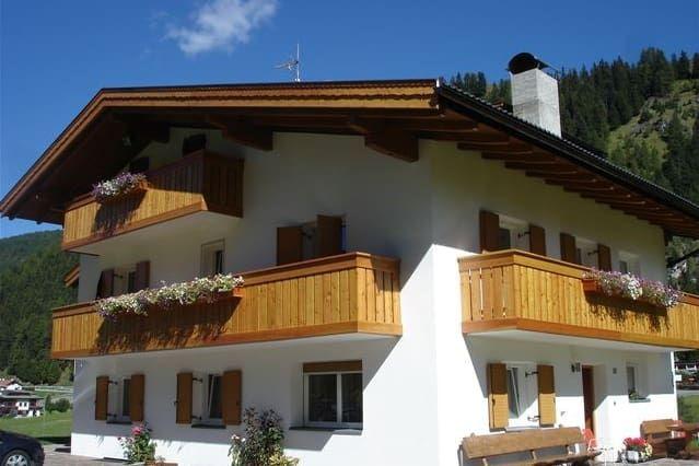 Casa hogareña en Sëlva