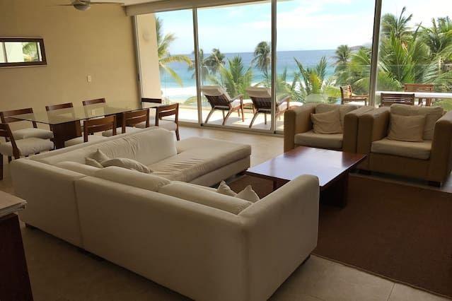 Apartamento dotado en Ixtapa